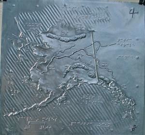 Alaska master tooled in metal foil
